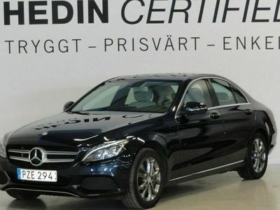 begagnad Mercedes 400 - Benz C - Klass4Matic Aut - 7G Luftfjädring Burmester