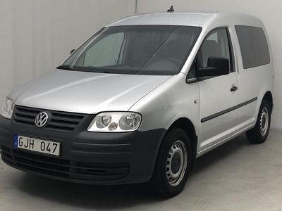 brugt VW Caddy Life 1.9 TDI