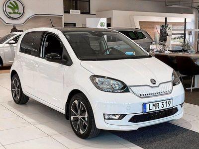 begagnad Skoda Citigo iV 36.8 kWh 83hk OMGÅ LEV