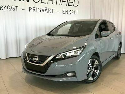 begagnad Nissan Leaf 24 MÅNADER 3 299KR / MÅN PRIVATLEASING* 100% EL