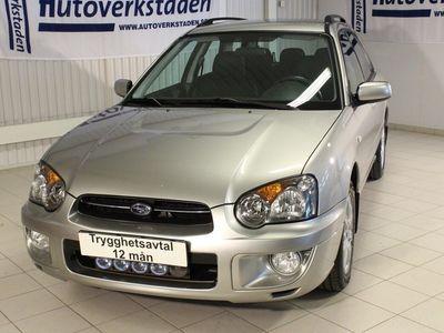 gebraucht Subaru Impreza 2.0 Sportswagon