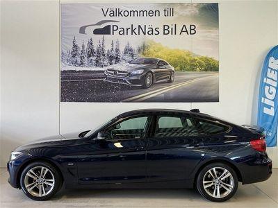 begagnad BMW 320 Gran Turismo d AUT 190hk SPORT
