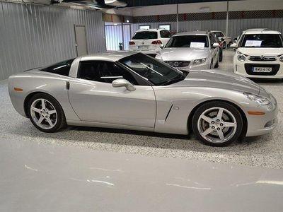begagnad Chevrolet Corvette C6 Coupe, LS2