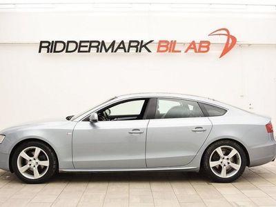 begagnad Audi A5 Sportback 2.0 TDI 170hk S-LINE SPORTPAKET