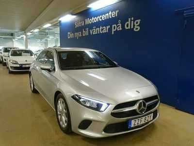 begagnad Mercedes A180 d 7G-DCT Euro 6 116hk
