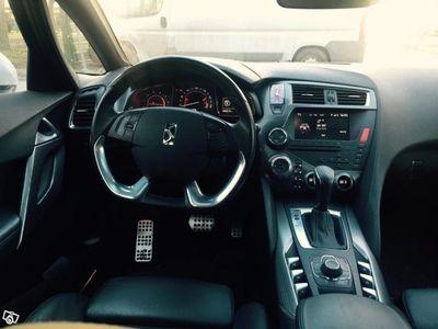 begagnad Citroën DS5 - 160Hk Aut Sport Fullutrustad -12