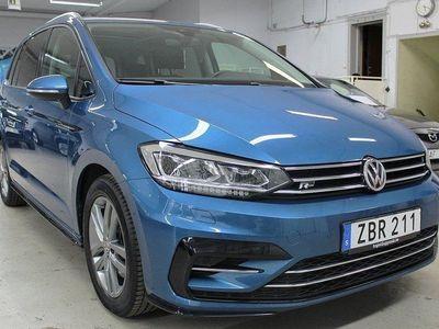 begagnad VW Touran 1.6 TDI BlueMotion DSG Sekv