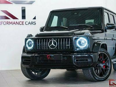 begagnad Mercedes G63 AMG A Benz AMGTaklucka Carbon Sv-Såld 2020, Halvkombi Pris 1 999 000 kr