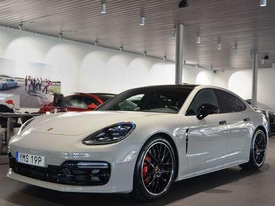 begagnad Porsche Panamera Turbo