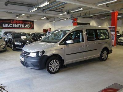begagnad VW Caddy Maxi Life 1.4 TSI Aut | Comf