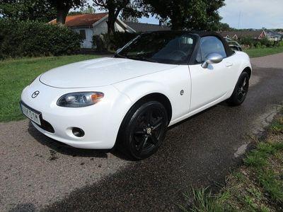 used Mazda MX5 Miata - Soft-top 1.8 126hk -07