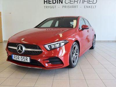 begagnad Mercedes 180 A-KlassAMG, Backkamera, Widescreen, Navi