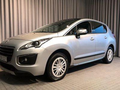begagnad Peugeot 3008 ALLURE BlueHDi 120 Aut Drag 2016, SUV 139 900 kr
