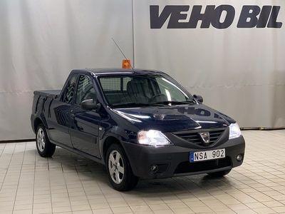 begagnad Dacia Logan Pickup 39,900:- ex moms