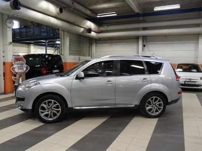 begagnad Citroën C-Crosser 2.2 HDI 4WD/ 7sits/ Sv såld/ Skinn/ 156HK