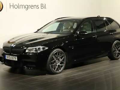 used BMW 530 d xDrive Touring M-Sport Värmare