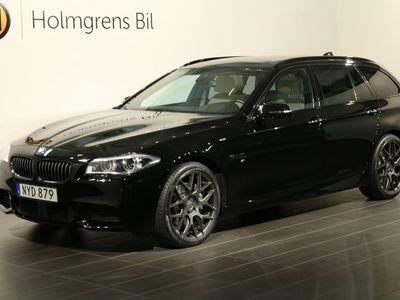begagnad BMW 530 d xDrive Touring M-Sport Värmare