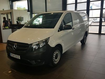 begagnad Mercedes Vito 116 CDI Automat Euro 6