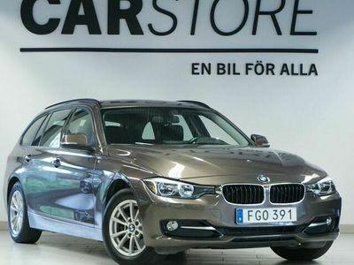 begagnad BMW 320 d xDrive Sportline Aut Drag