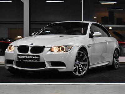 begagnad BMW M3 Cabriolet DCT LCi FACELIFT 420HK