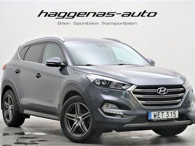 begagnad Hyundai Tucson 1.7 CRDi / NAVI / Backkamera