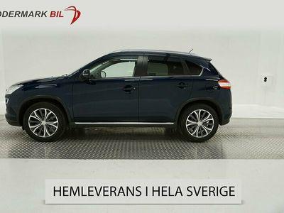 begagnad Peugeot 4008 1.6 HDi FAP AWD Euro 6 114hk Navi Drag Pano