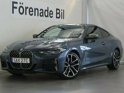 begagnad BMW 440 i xDrive Coupé 2021, Sportkupé Pris 779 000 kr
