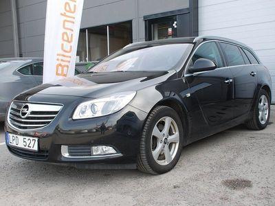 begagnad Opel Insignia 2,0 CDTI Aut-Helläder-Drag-Nav -11