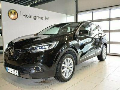 begagnad Renault Kadjar 1.5 DCI Zen - Bose - Nya Vinterhjul 2017, SUV Pris 159 800 kr