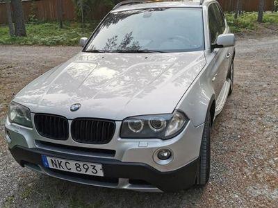 begagnad BMW X3 3.0 sd