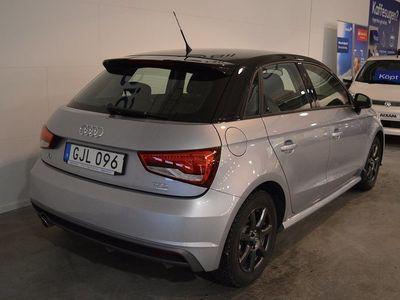 begagnad Audi A1 Sportback 1,0 TFSI Ultra (95hk) S-line