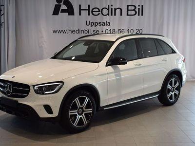 begagnad Mercedes 200 GLC4MATIC // Dragkrok // Parkeringsvärmare