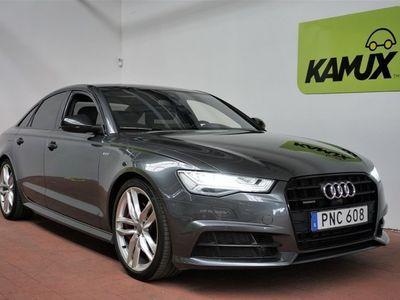gebraucht Audi A6 3.0 TDI V6 326hk Competition 360°kamera