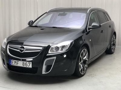 begagnad Opel Insignia 2.8 OPC Sports Tourer (325hk)