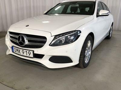 brugt Mercedes C200 C-KLASSBlueTEC Kombi S205 (136hk)