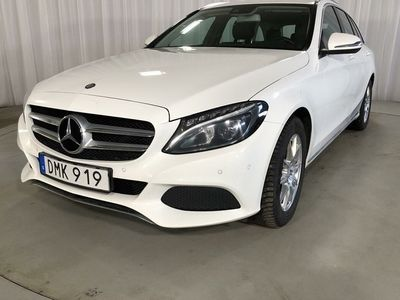gebraucht Mercedes C200 C-KLASSBlueTEC Kombi S205 (136hk)
