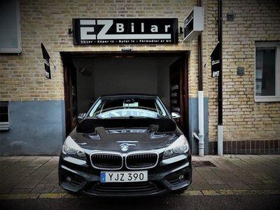begagnad BMW 220 Gran Tourer/7-Sits/Årsskatt 1520:-