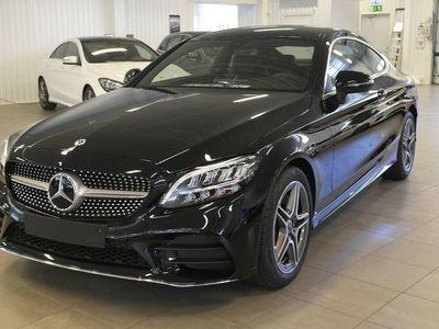 begagnad Mercedes C220 D COUPÉ/DEMO