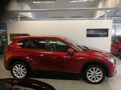 begagnad Mazda CX-5 2.2 SKYACTIV-D AWD Euro 6 175hk -13