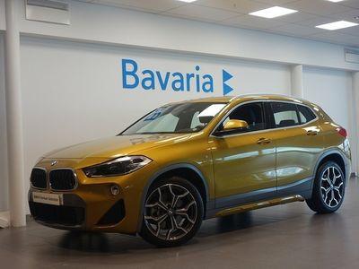 gebraucht BMW X2 20d xDrive M-Sport X Aut Innovation Ny -18