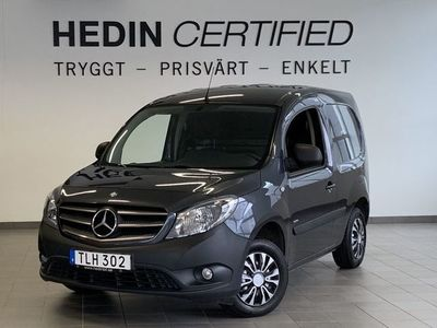 gebraucht Mercedes Citan 109 CDI 90hk / DRAG *V-hjul*