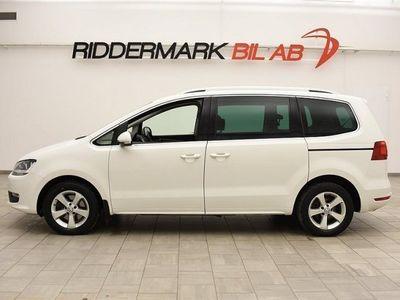 begagnad VW Sharan 2.0 TDI 4motion* 140hk 7-SITS / D-VÄRM
