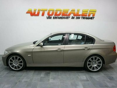 begagnad BMW 318 D LIM