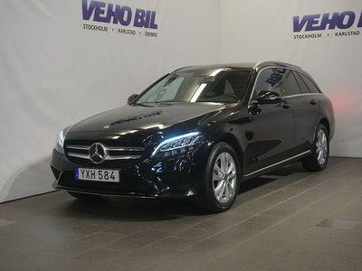 begagnad Mercedes C220 CKombi 4-Matic Avantgarde Backkamera Värmare Aut Drag Nav