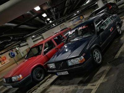 begagnad Volvo 944 Ltt -97