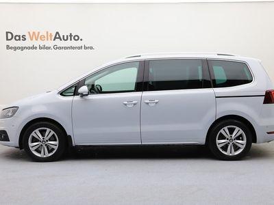 begagnad Seat Alhambra TDI184 DSG 4Drive/Style Advance