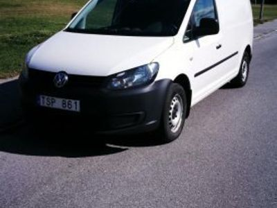 begagnad VW Caddy Maxi