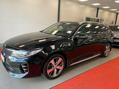begagnad Kia Optima Sport Wagon SW 1.7 CRDi DCT GT-Line Plus (Toppskick)
