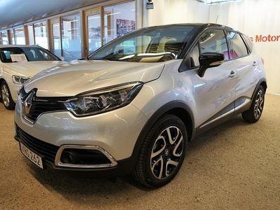 begagnad Renault Captur 1.2 TCe