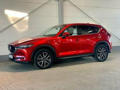 begagnad Mazda CX-5 Optimum 2,5 194 Hk AWD Ljusklädsel
